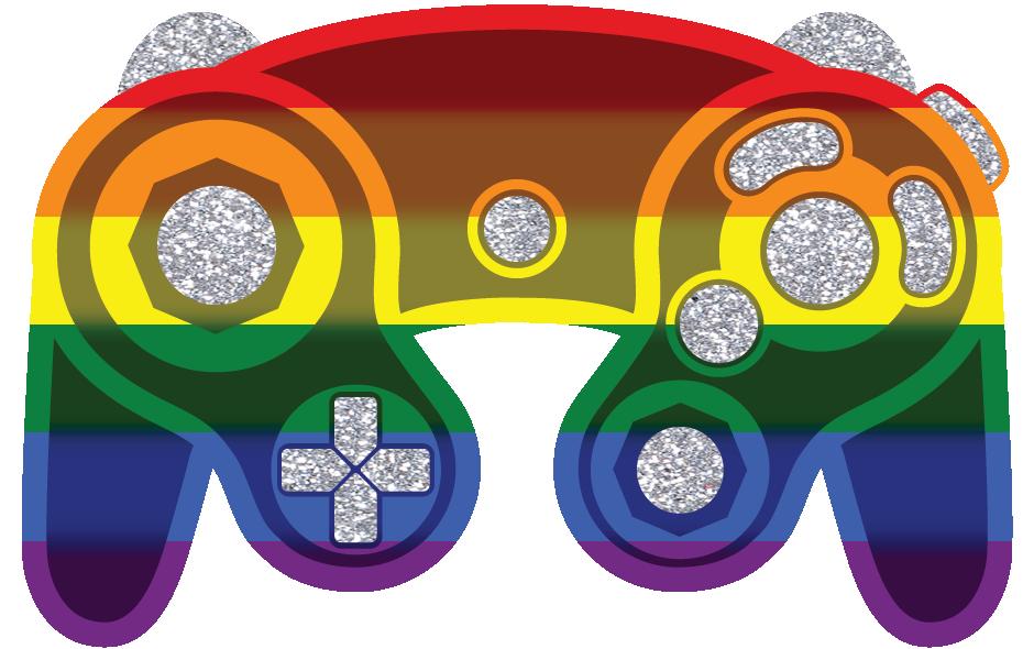 """GameCube """"Pride"""""""