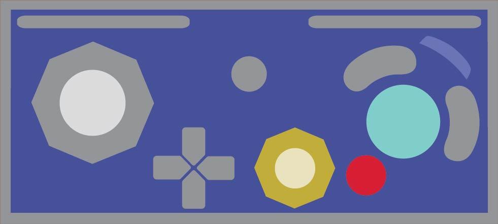 "GameCube ""Minimalist"""