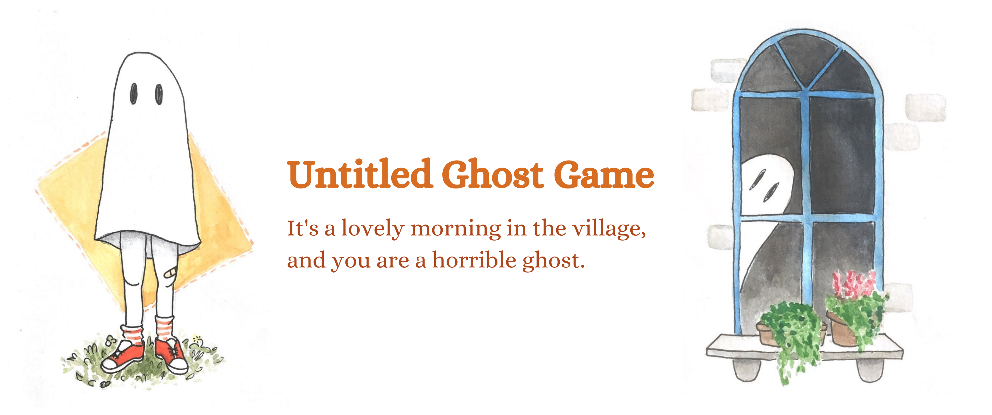Untitled Ghost Game