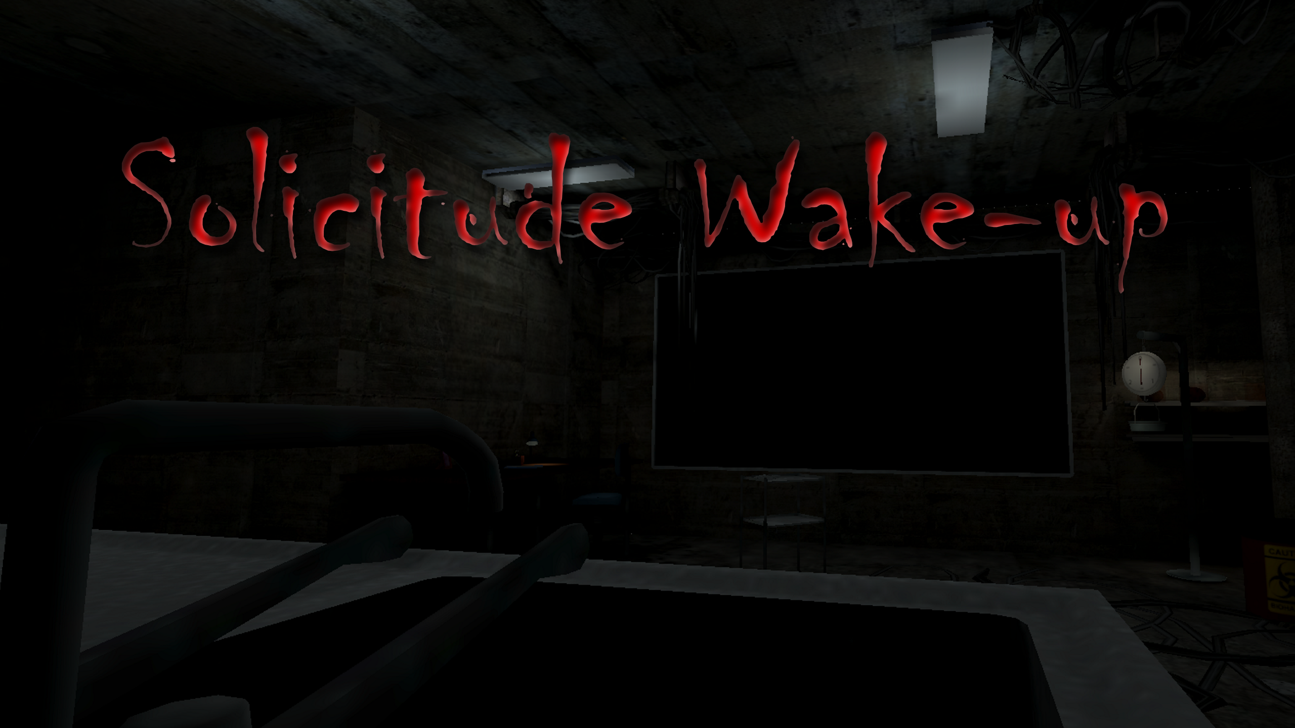 Solicitude Wake-up - Quest/Quest2 version