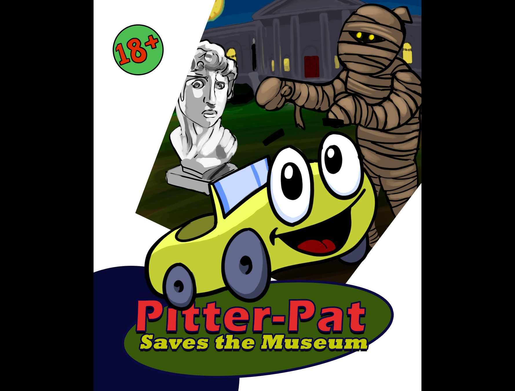 Pitter-Pat Saves The Museum