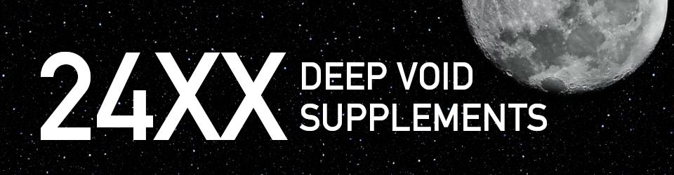 24XX: Deep Void Supplements