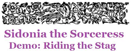 Sidonia the Sorceress demo