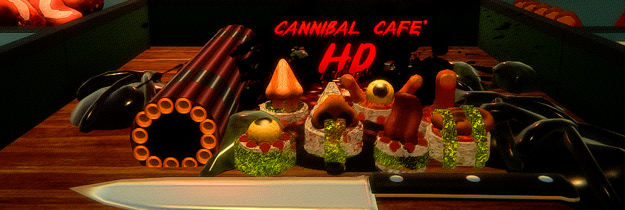 Cannibal Cafe' HD