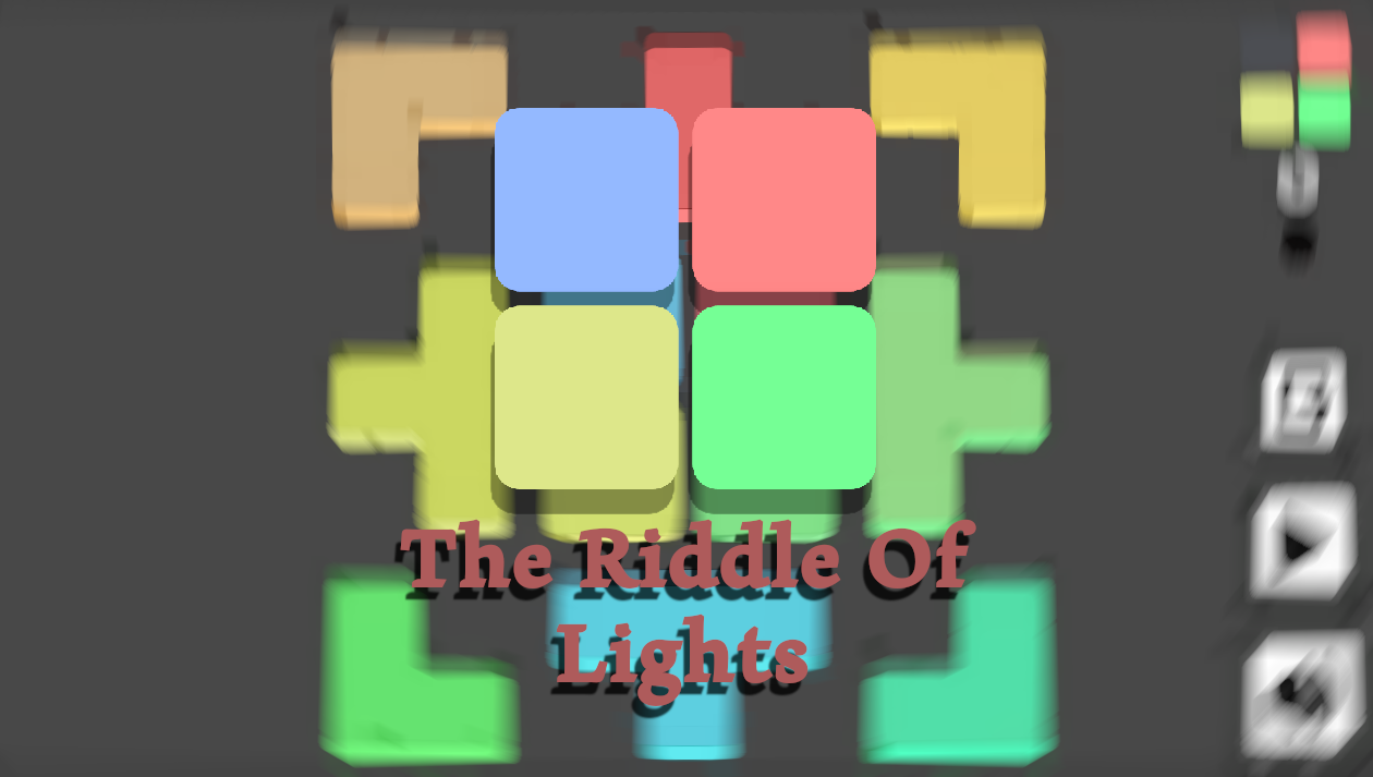 The Riddle Of Lights