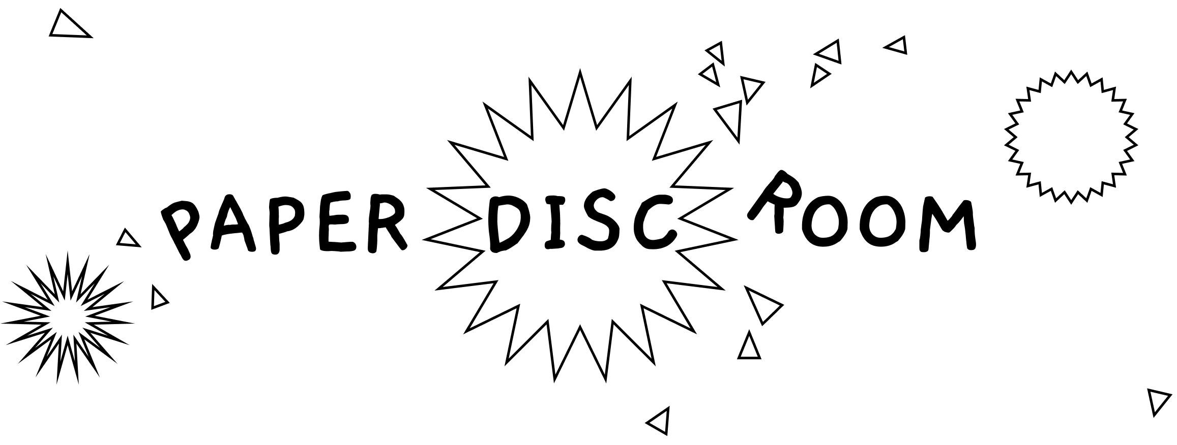 Paper Disc Room
