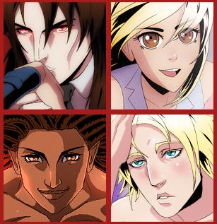 Romance characters