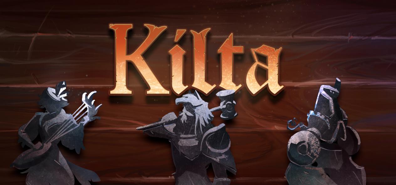 Kilta's title image.