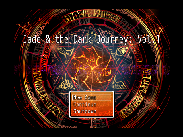 Jade & the Dark Journey: Volume One