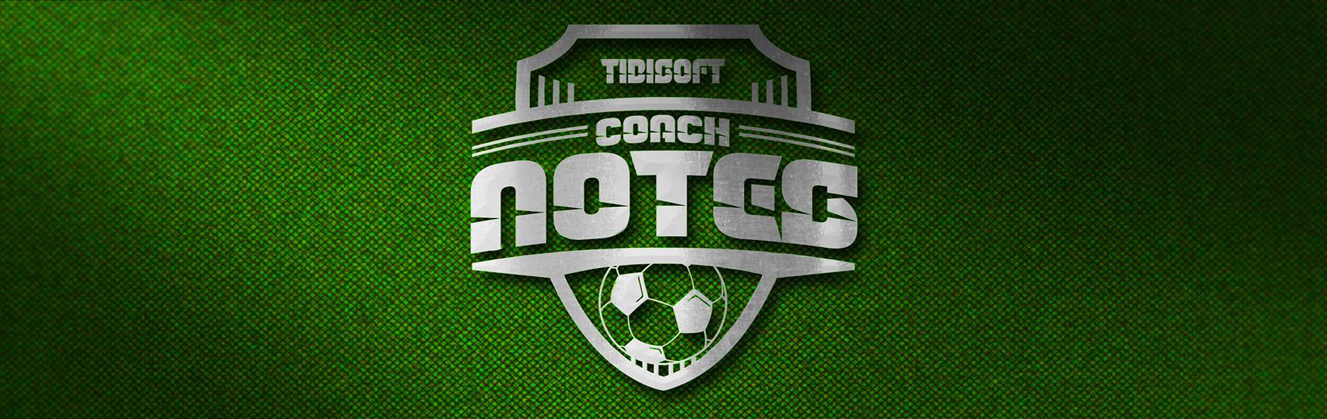 CoachNotes Lite - (football/soccer)