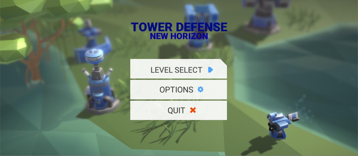 Tower Defense : New Horizon