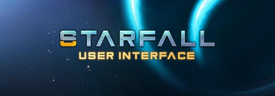 Starfall RPG GUI