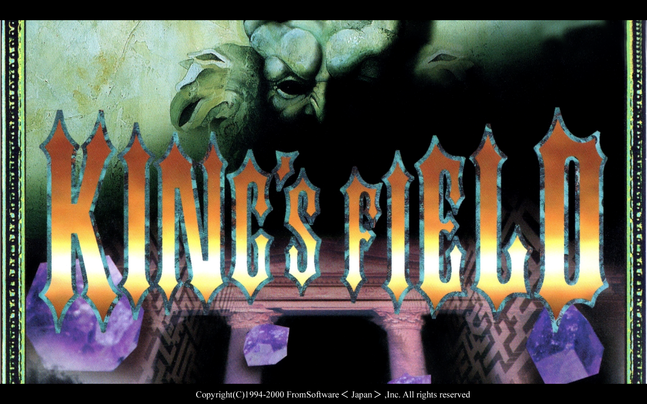 KING'S FIELD 25th PROJECT