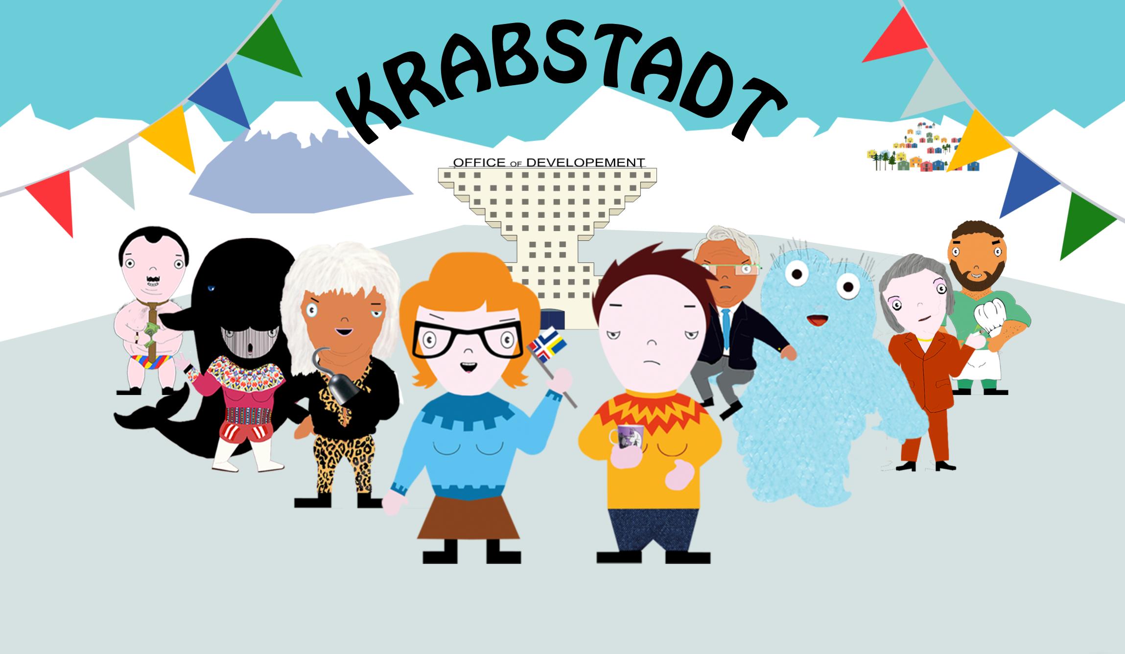 Krabstadt - Arrabbiata wants a raise!