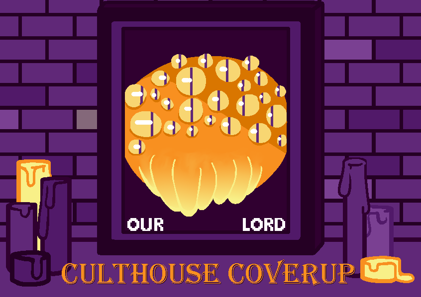 Culthouse Coverup