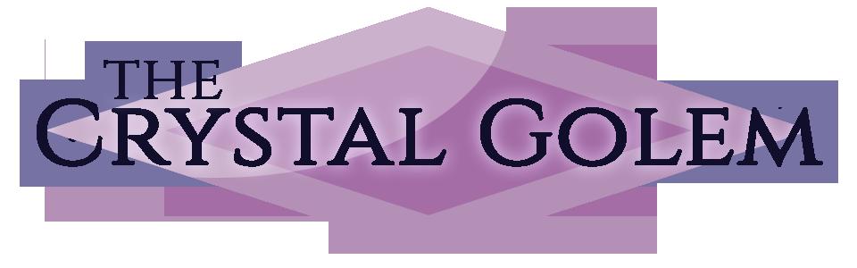 The Crystal Golem