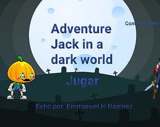 Adventure´s Jack in a dark wordl