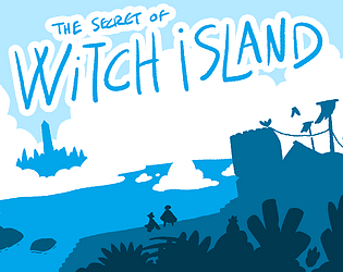 The Secret of Witch Island