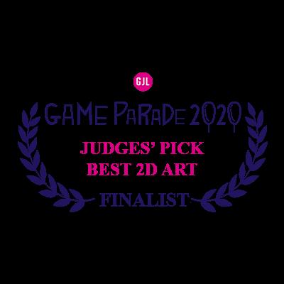 Best 2D Art Finalist