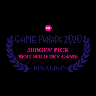 Best solo dev game finalist