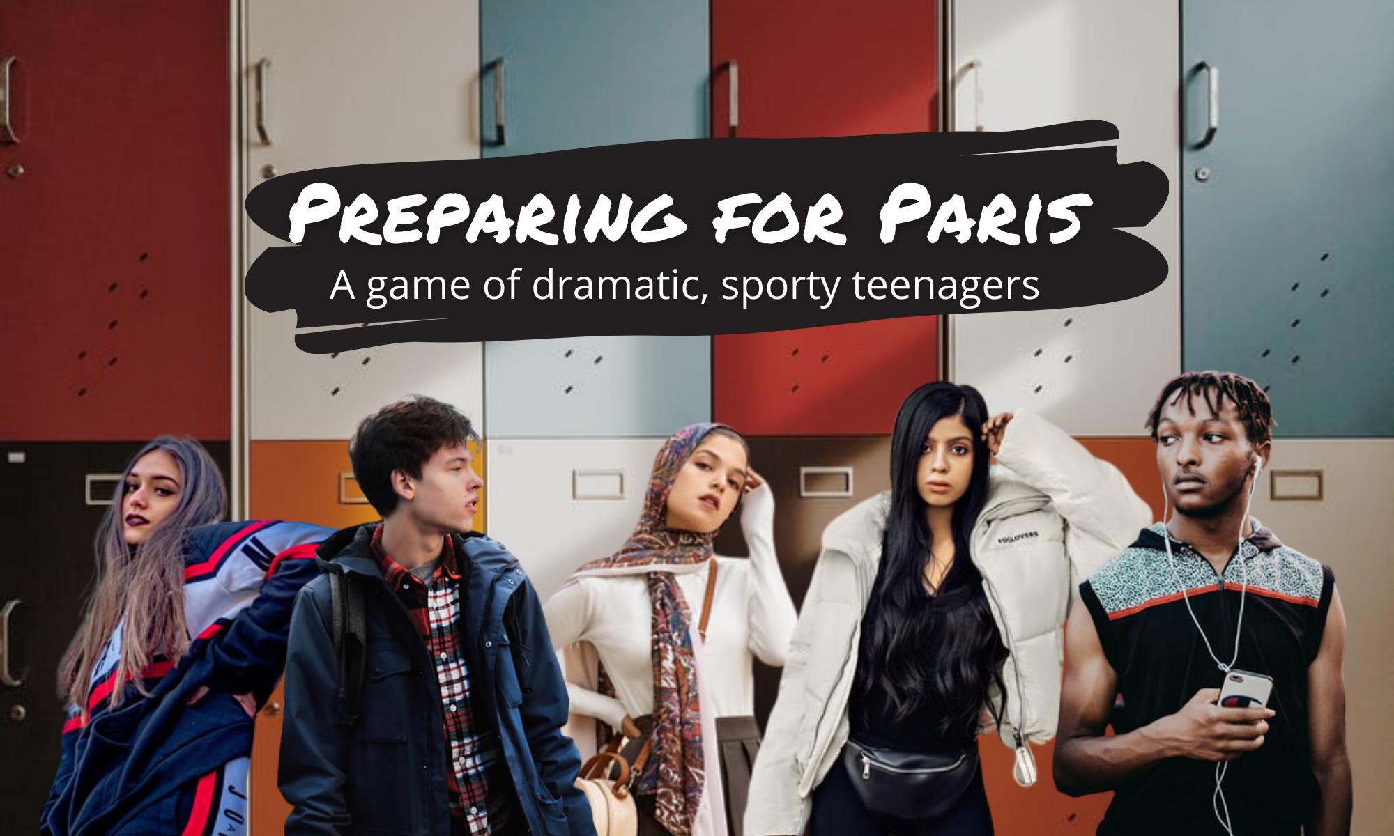 Preparing for Paris