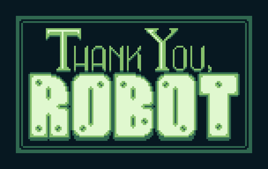 Thankyou Robot