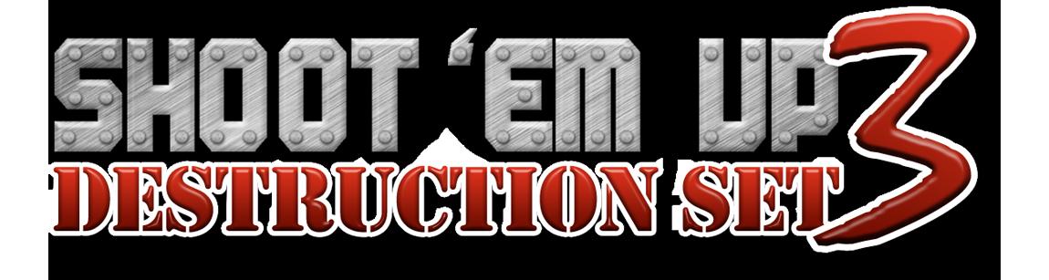 The Shoot 'Em Up Destruction Set 3 [C64]
