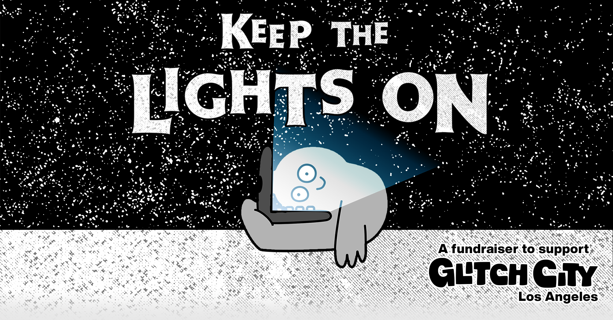 Keep the Lights On: a Glitch City Fundraiser and Bundle