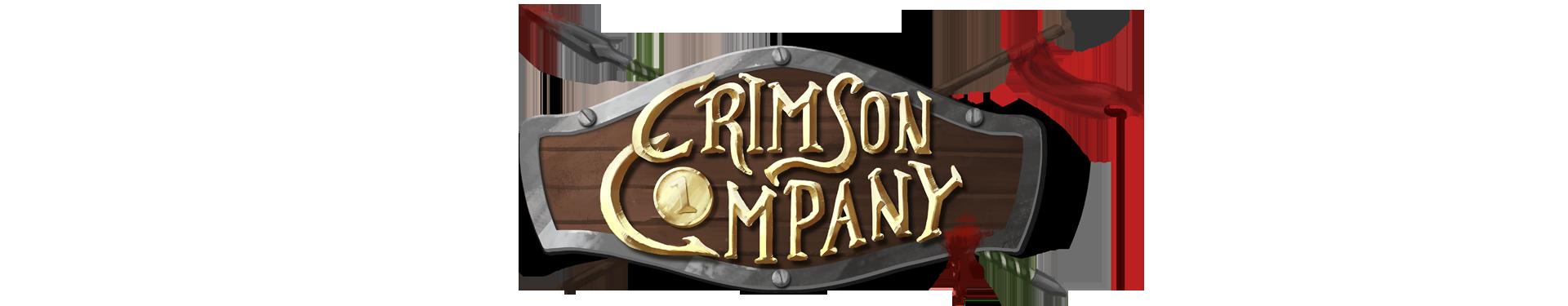 Crimson Company (Print & Play)