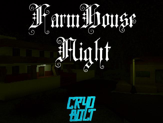Farm House Night