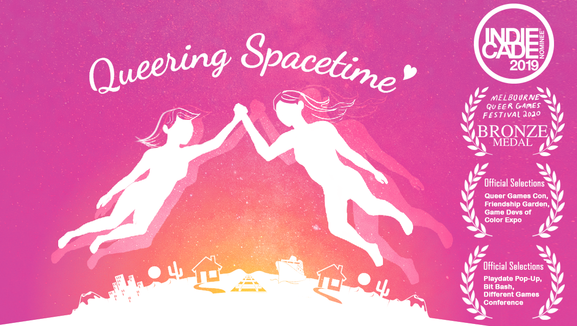 Queering Spacetime (Print and Play)