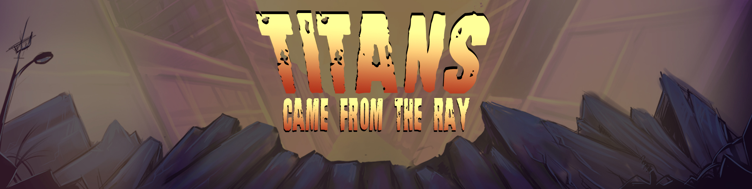 Titans Came from the Ray (ES)