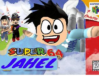 Super Jahel 64 ROM Hack edition