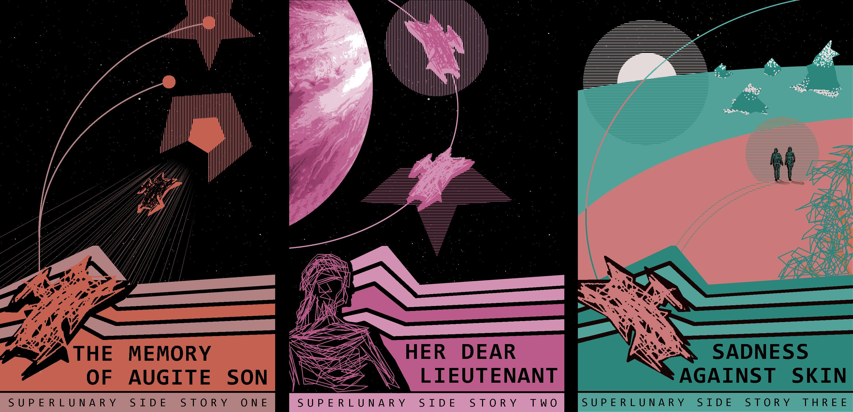 Superlunary Side Stories 1-3