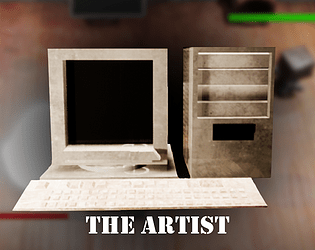 The Artist(syf submission)