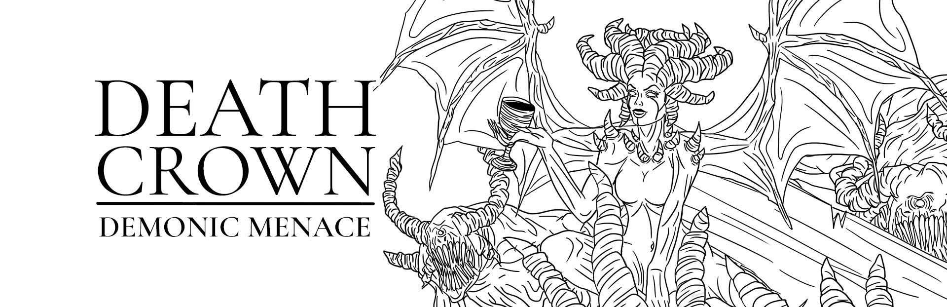 Death Crown — Demonic Menace DLC (standalone version)