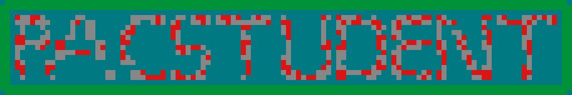 Large-scale Procedural Pacman