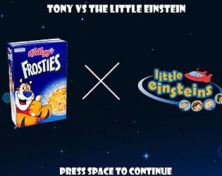 tony vs les little einstein