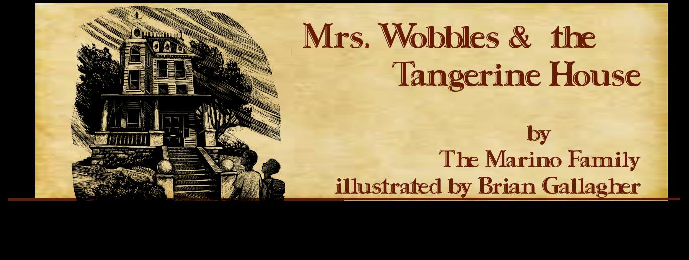 Spy E.Y.E.: Mrs. Wobbles book 4