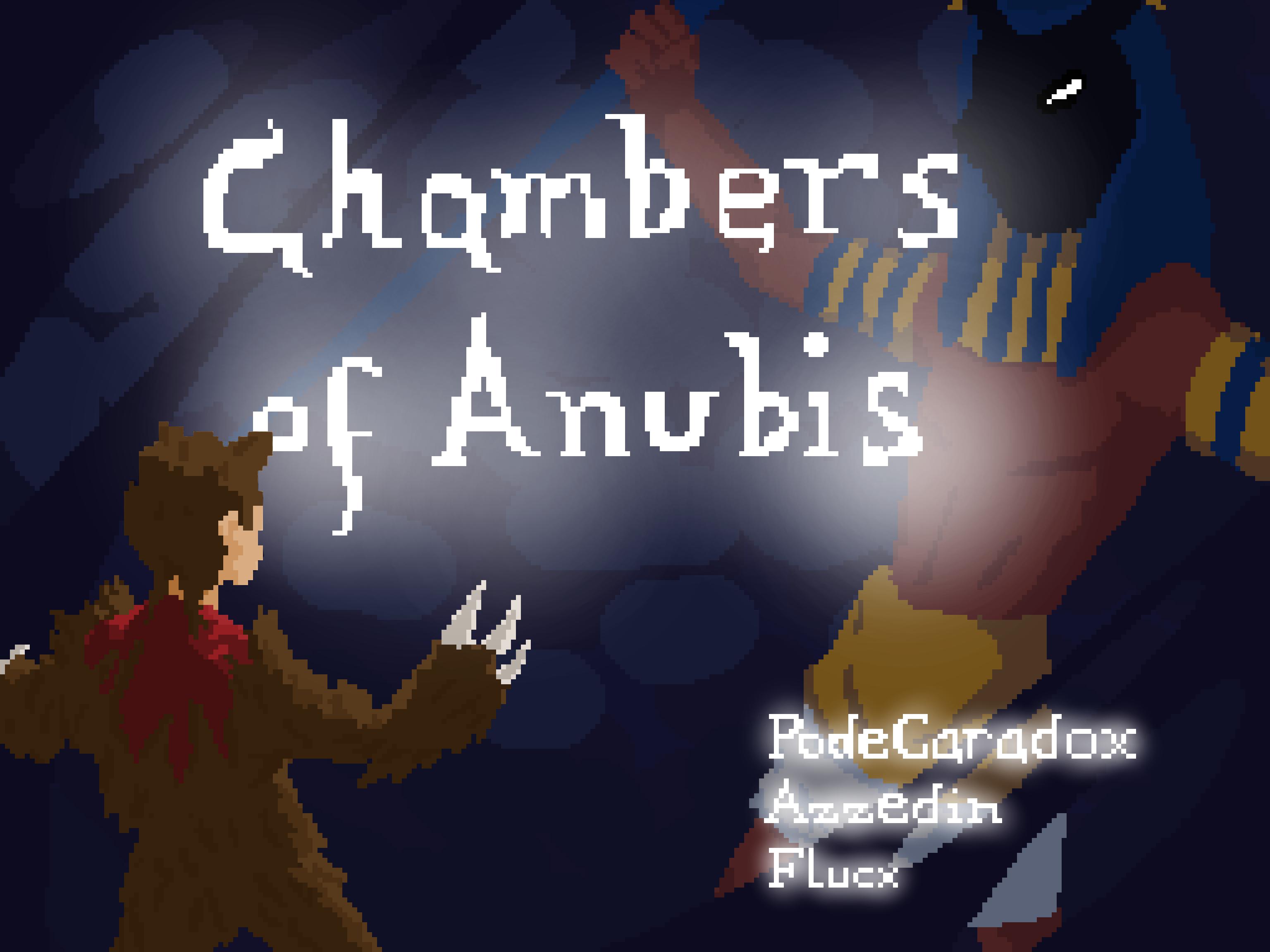 Chambers of Anubis