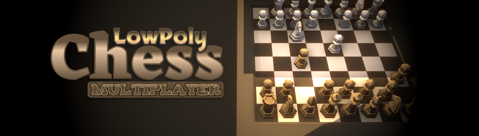 LowPoly Chess multiplayer