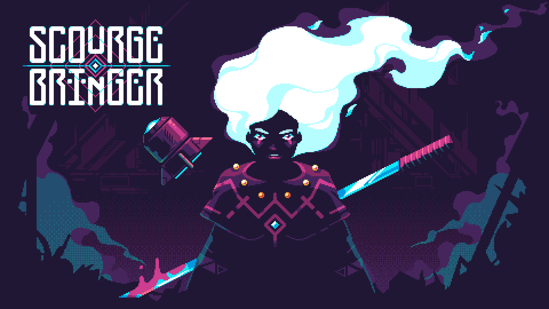 ScourgeBringer Supporter Pack standalone DLC (NOT THE FULL GAME)