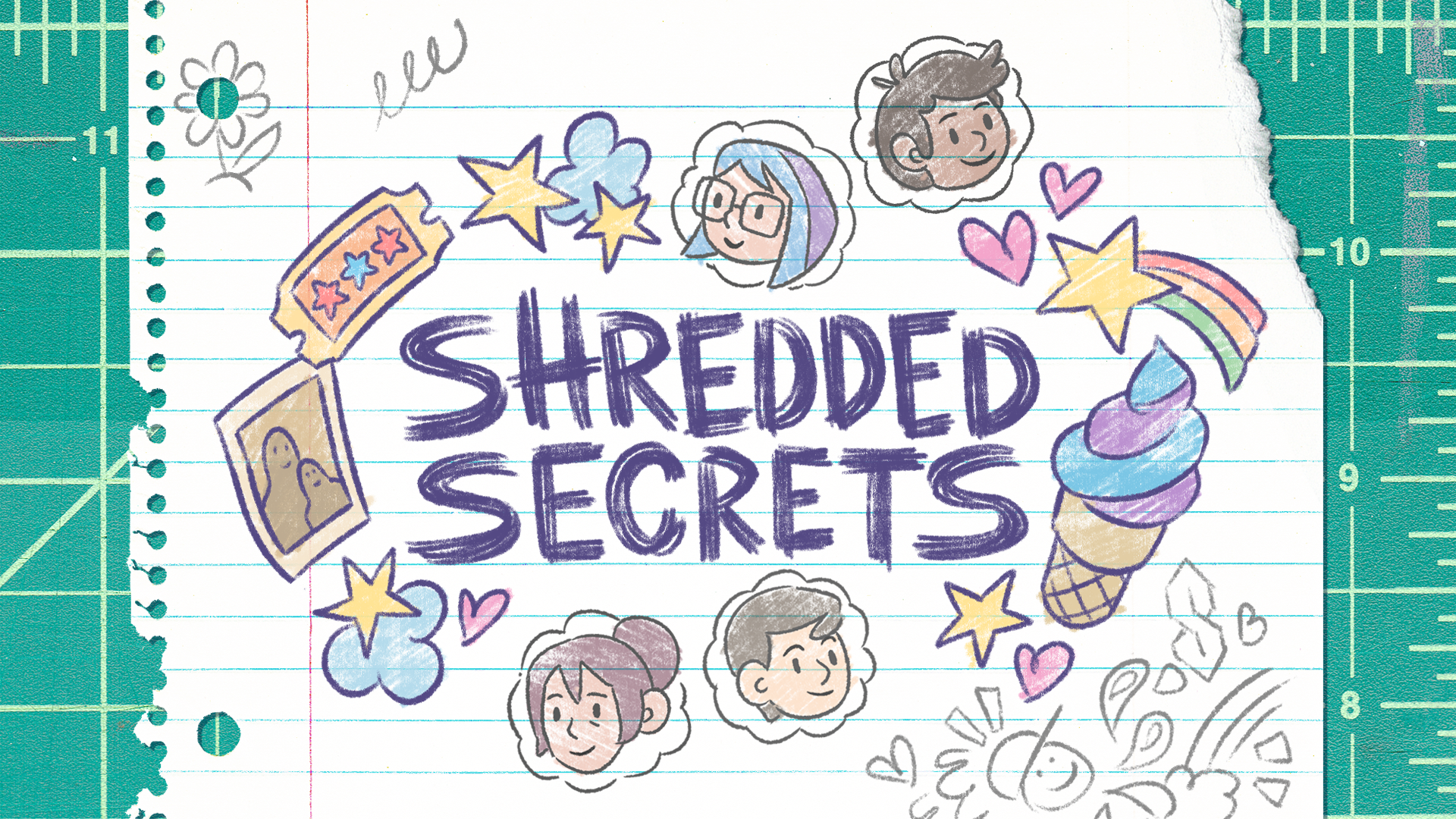 Shredded Secrets