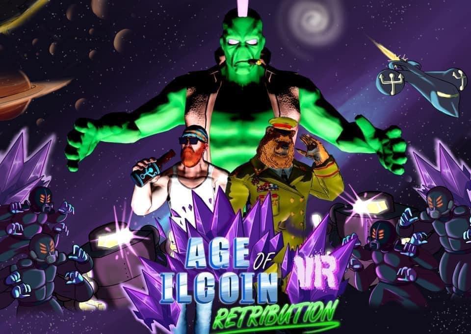 Age of ILCOIN VR:Retribution