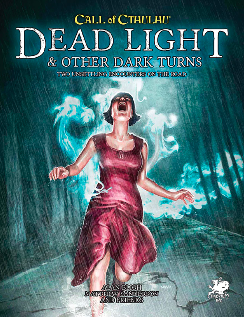 Dead Light and Other Dark Turns