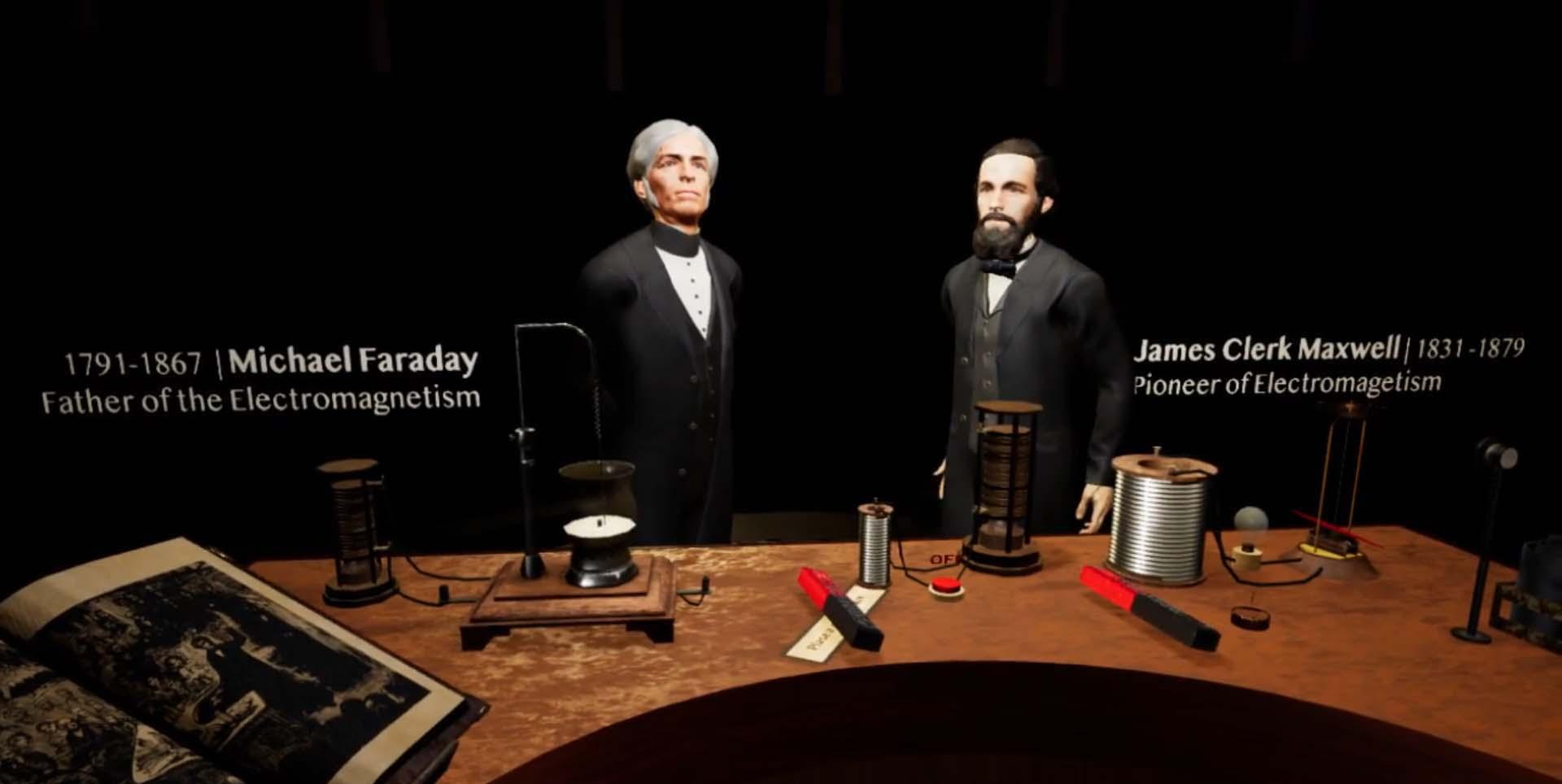 Faraday's Magnets