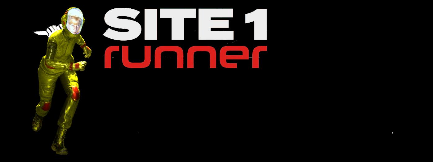 SITE1 RUNNER