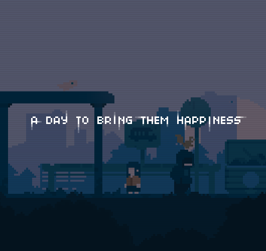 A day to bring them happiness