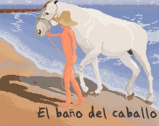 The Horse Bath (El Baño del Caballo)