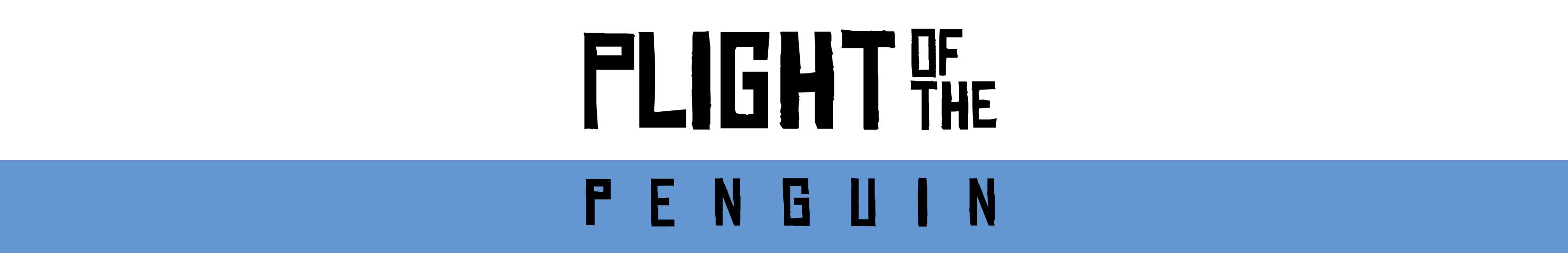 Plight of the Penguin